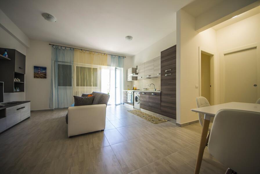 Ristrutturazione appartamento a Terracina