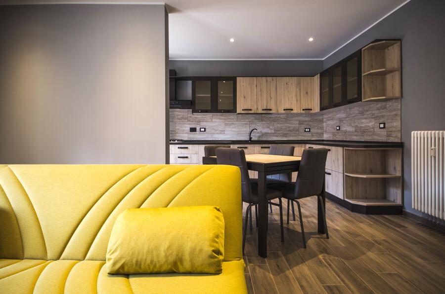 appartamento ristrutturato in via tuscolana a roma