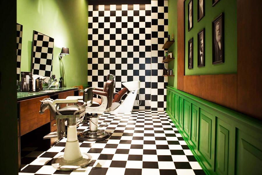 Ristrutturazione Hair Salon